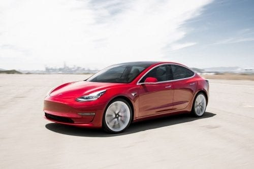 Tesla perform