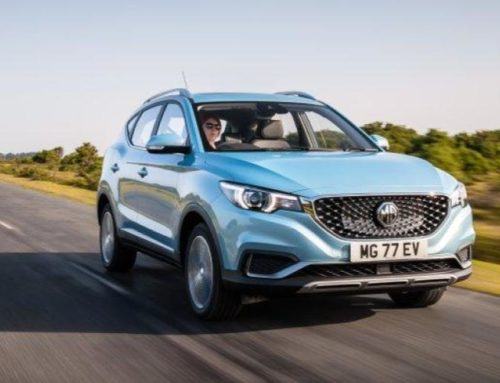 Electric SUV MG eZS all set for launch in India