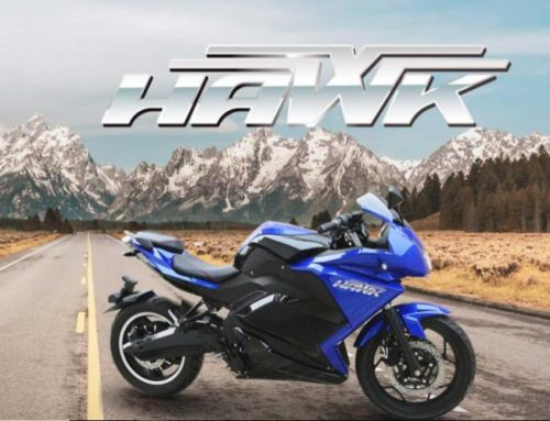 All you need to know about the Electric bike Evolet Hawk