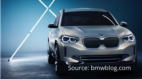 all electric bmw ix3
