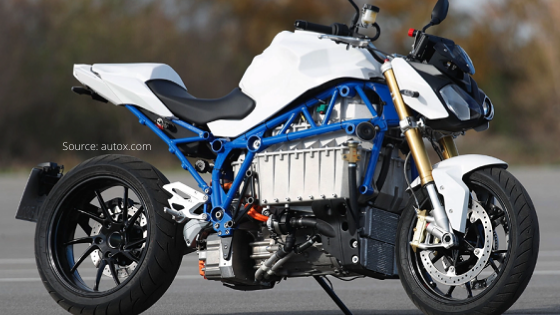 electric bike from bmw