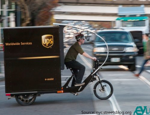 NYC Welcomes Electric Cargo Bikes to Solve Delivery Crisis