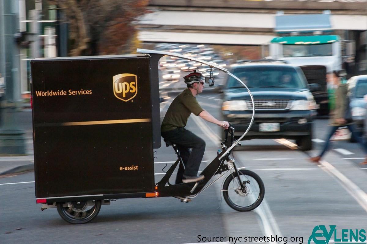 electric cargo bikes