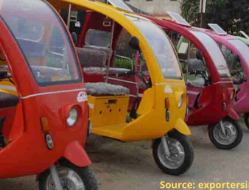 The Electric Rickshaw Revolution in India