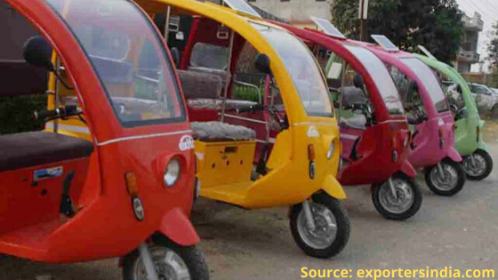 electric rickshaw revolution