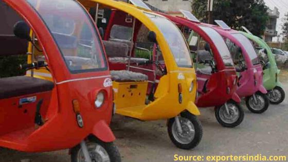 electric rickshaw revolution