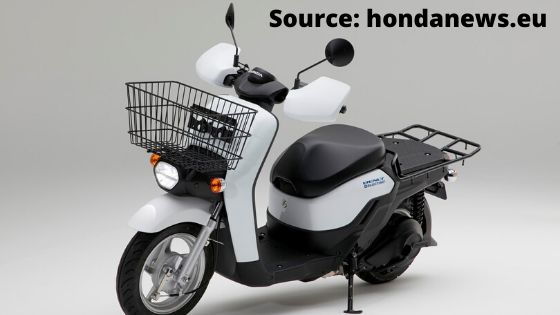 honda benly electric scooter