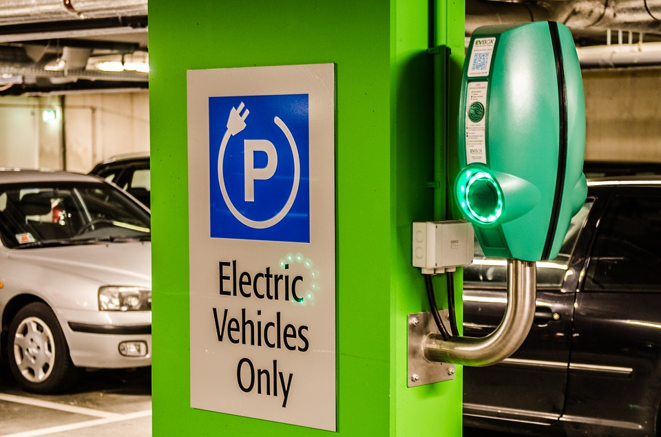 workplace ev charging stations