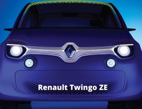 100% Electric Renault Twingo Z.E. Will Launch This Year