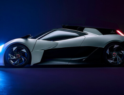 Apex AP-0: A Sportier All-Electric Supercar from a New Company